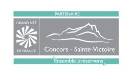 logo Grand Site de France Sainte-Victoire Concors